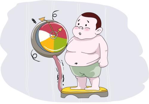 孩子患有肥胖症,家长该怎么办呢?
