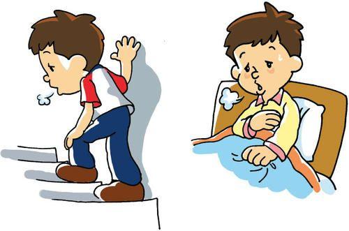 科普动漫|哮喘
